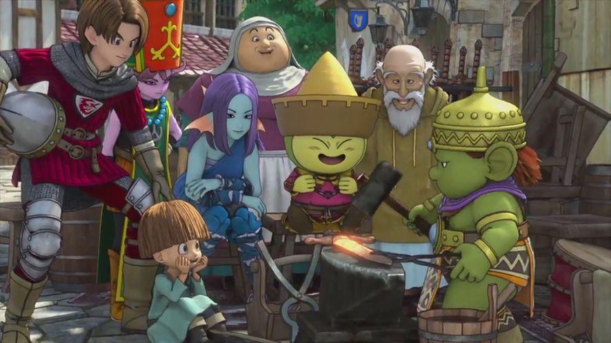 Dragon Quest X trafi również na 3DS
