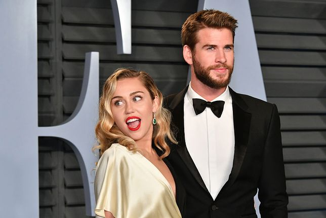 """Miley Cyrus przyjęła nazwisko męża. """"To był jej pomysł"""""""