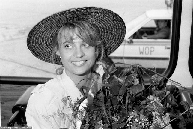 Aneta Kręglicka wspomina, jak 30 lat temu została Miss World