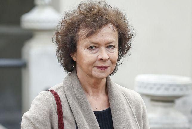 Joanna Szczepkowska opowiedziała o konflikcie z TVN