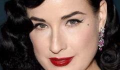 Tajemnica pięknych ust Dity von Teese