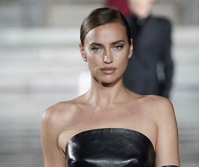 Modelka pojawiła się na wybiegu we Włoszech