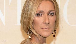 Celine Dion wzruszyła się podczas pokazu