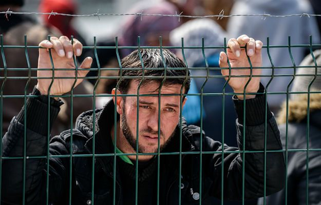Turcy zatrzymali 350 migrantów, którzy płynęli do Grecji