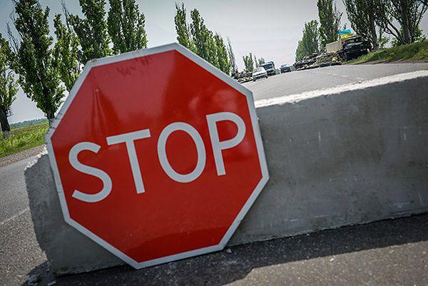 UE zaostrza sankcje na Rosję. Pomimo rozejmu, na Ukrainie wciąż są rosyjskie siły