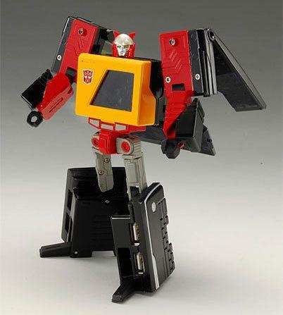 Robot, laptop, a może magnetofon? Nowy gadżet dla fanów Transformersów.