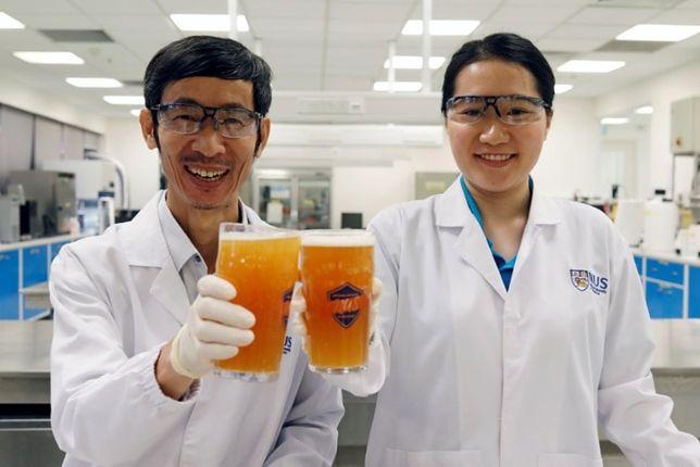 Piwo z probiotykami na odporność. Chińscy naukowcy znowu zaskakują