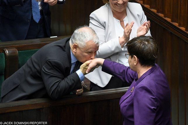 """Najlepszy argument, że Kaczyński nie zastąpi Szydło. """"Nie pociągnie 12 godzin pracy"""""""
