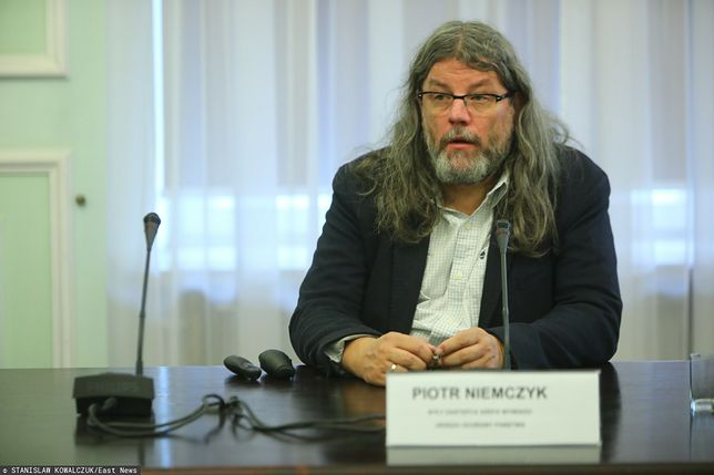 Piotr Niemczyk były wiceszef UOP