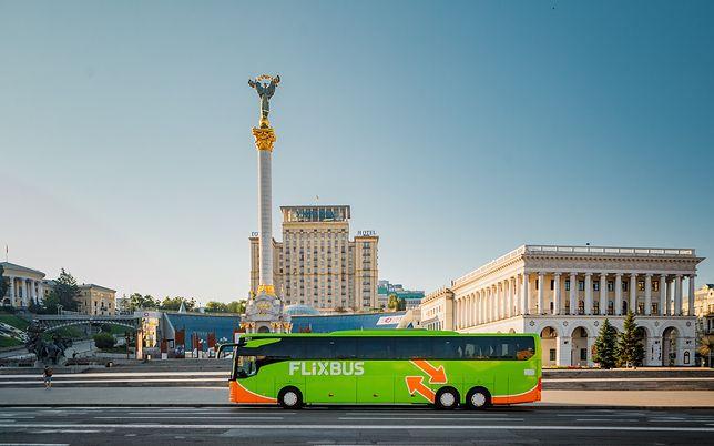 Nowa trasa FlixBusa. Dojedziesz do jednego z piękniejszych miast Ukrainy