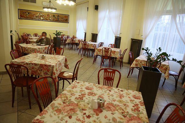 Remont restauracji sejmowej pochłonie ponad 4 miliony złotych. Ma być przytulnie i nowocześnie