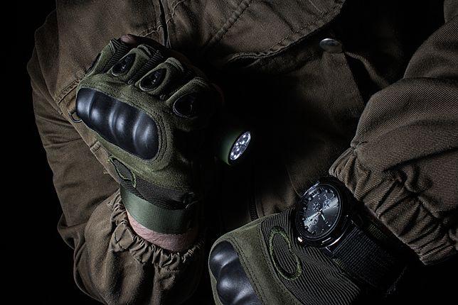Rękawice taktyczne dla prawdziwego mężczyzny