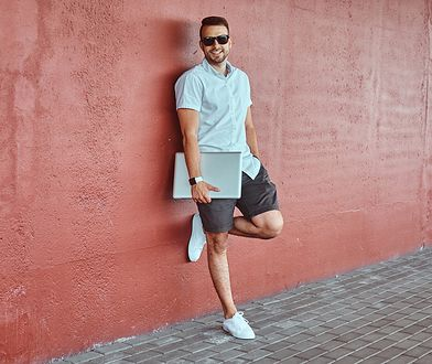 Szorty to istotny element wiosenno-letniej garderoby