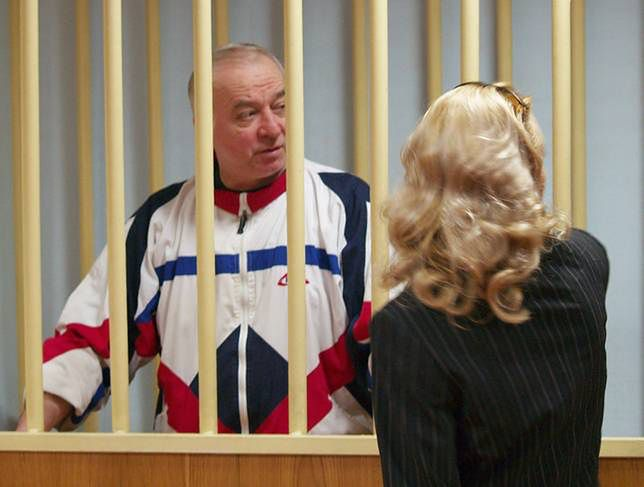 Trzeci z oficerów zamieszanych w próbę zabójstwa Skripala pozostaje w Wielkiej Brytanii