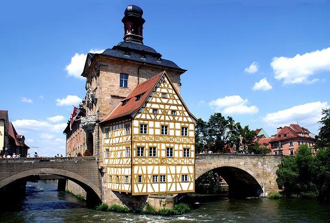 Bamberg to niewielkie, bawarskie miasto, które zachwyci każdego