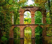 Arkadia - jedno z najbardziej romantycznych miejsc w Polsce