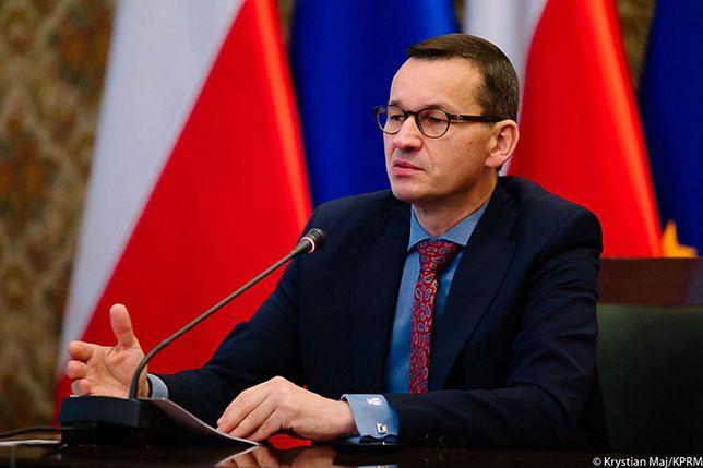 Premier wspomina ojca. Rocznicowy wpis o Kornelu Morawieckim