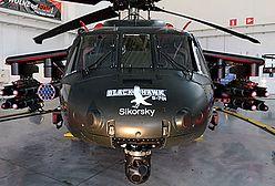 Śmigłowiec Black Hawk z polskiej fabryki