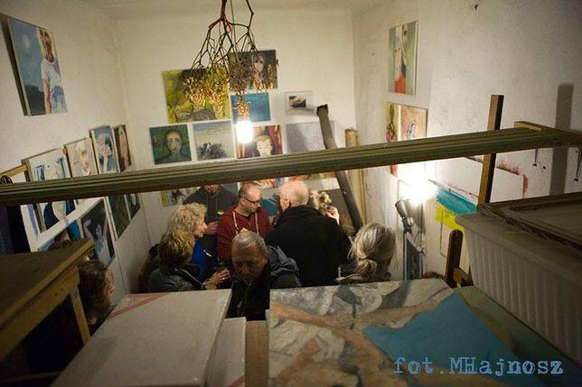 Cykliczne nocne spotkania z artystami na Pradze