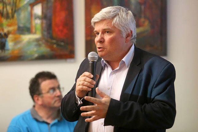 Maciej Lasek: gwiazda Macierewicza blednie