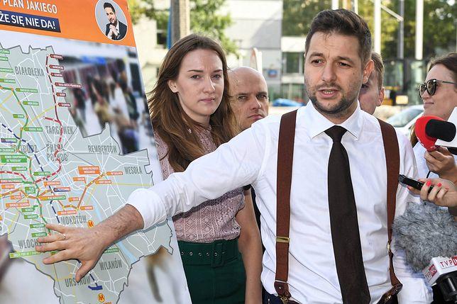 Patryk Jaki chce po wygranych wyborach rozpocząć budowę III i IV linii metra