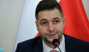 """Karczewski stwierdził, że Jaki """"wyraził swoją opinię"""""""