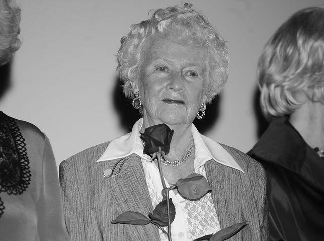 Nie żyje Zofia Perczyńska. Aktorka miała 89 lat