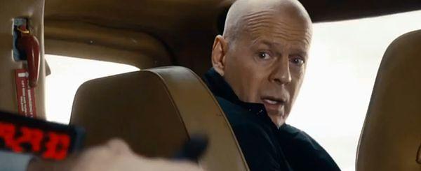 ''Red 2'': Bruce Willis podsłuchuje Wasze rozmowy [wideo]