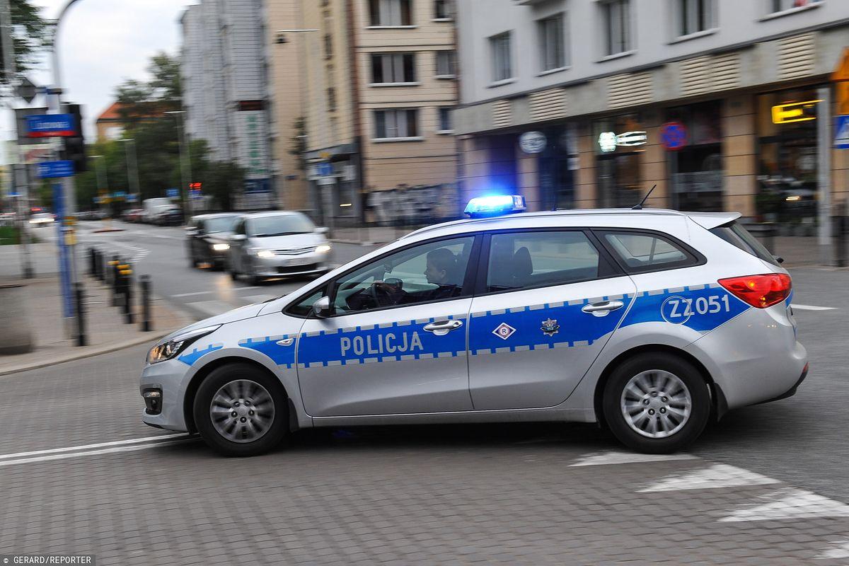 Obława w Warszawie. Okradł sklep jubilerski w centrum stolicy
