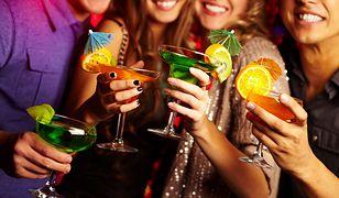 Drinki w Sylwestra to dobry sposób na urozmaicenie imprezy