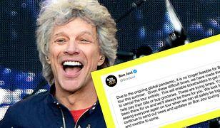 Bon Jovi wydało oświadczenie. Fani pokochają ich jeszcze bardziej