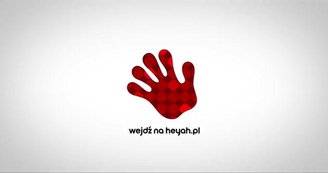 Logo Heyah powstało w 2004 roku