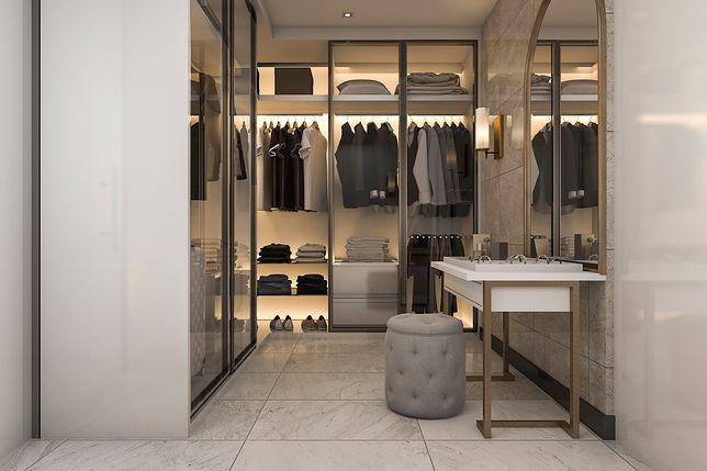 W domowej garderobie meble i dodatki powinny służyć przede wszystkim wygodzie użytkowników