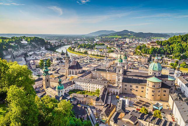 Salzburg - stolica klasyki i Hollywoodu