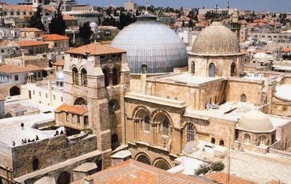 Jerozolima nie tylko wielkanocna