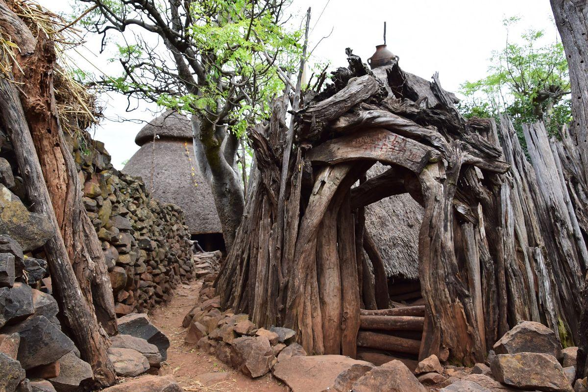Star Wars w Etiopii. Poczuj się jak w innym świecie
