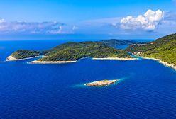 Najpiękniejsze miejsca Chorwacji - Park Narodowy Mljet