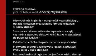 Gerontokardiologia. Starzejące się serce cz. 2. W gabinecie lekarza specjalisty. Kardiologia