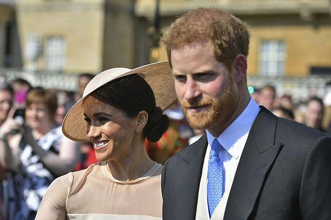 Meghan Markle i książę Harry wydali krocie na poród
