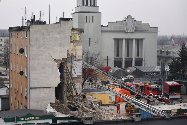 Do wybuchu doszło w budynku przy ul. 28 Czerwca w Poznaniu