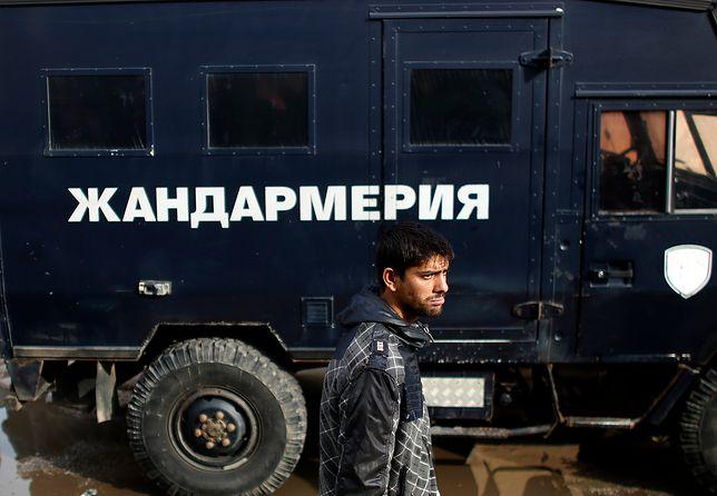 Do Gabrova skierowano policję z okolicznych garnizonów