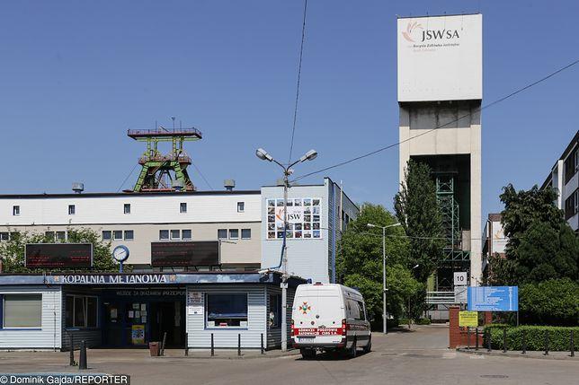 Wstrząs w Jastrzębiu-Zdroju. Tąpnięcie w kopalni Zofiówka