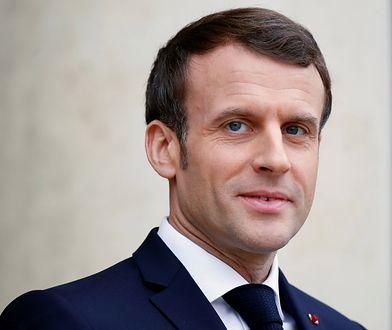 Emmanuel Macron ma przyjechać do Polski na początku lutego