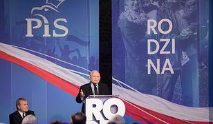 Wybory parlamentarne 2019. Prezes PiS znów mówił o Kidawie-Błońskiej.