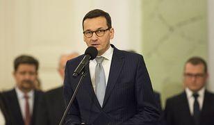 Przemówienie Mateusza Morawieckiego po powołaniu na stanowisko premiera