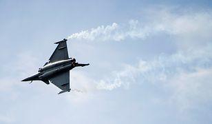 Egipt. Katastrofa myśliwca. Pilot nie żyje (zdjęcie ilustracyjne)