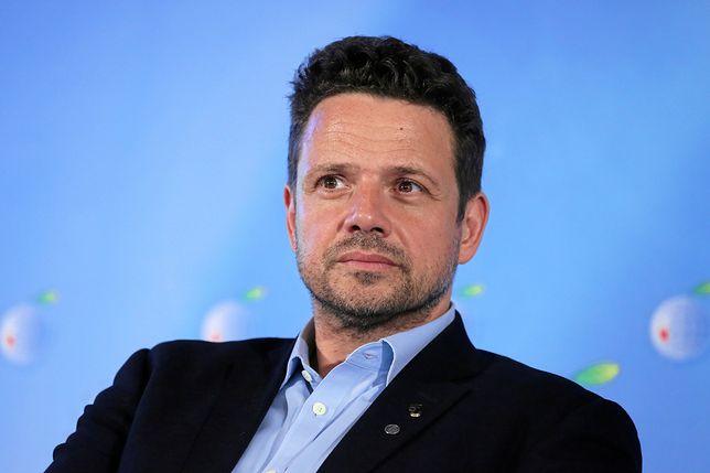 Rafał Trzaskowski, prezydent stolicy