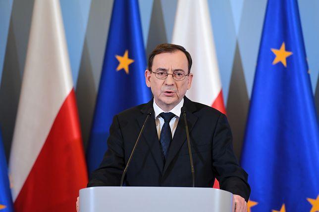 Koronawirus w Polsce. Konferencja prasowa szefa MSWiA