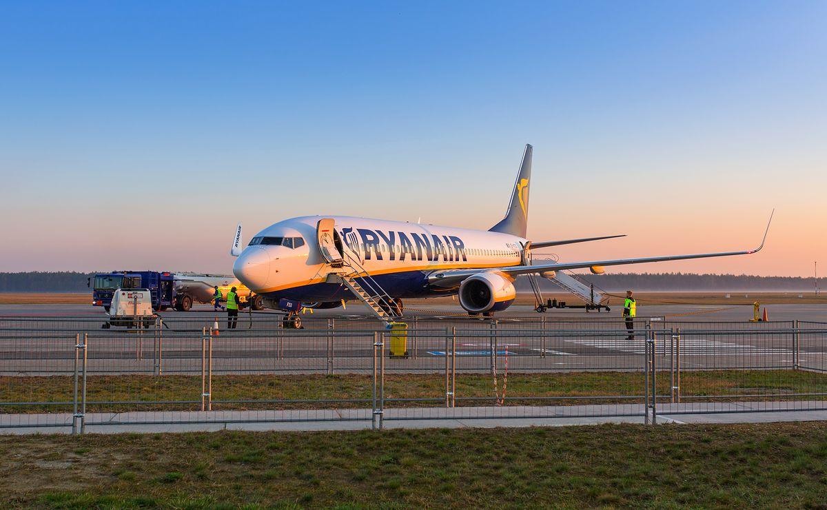 Ryanair ostrzega: loty mogą być odwoływane przez gigantyczny strajk