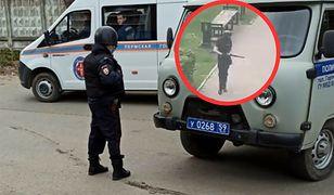 Strzelanina w Permie Fot. Anatoliy Romanov/SPUTNIK Russia/Twitter